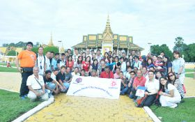 Samwoh Group of Companies' Cambodia Trips