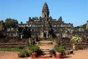 Angkor Active Cycling Tour