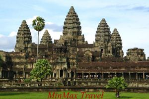 Angkor Tour & Two Rounds Of Golf
