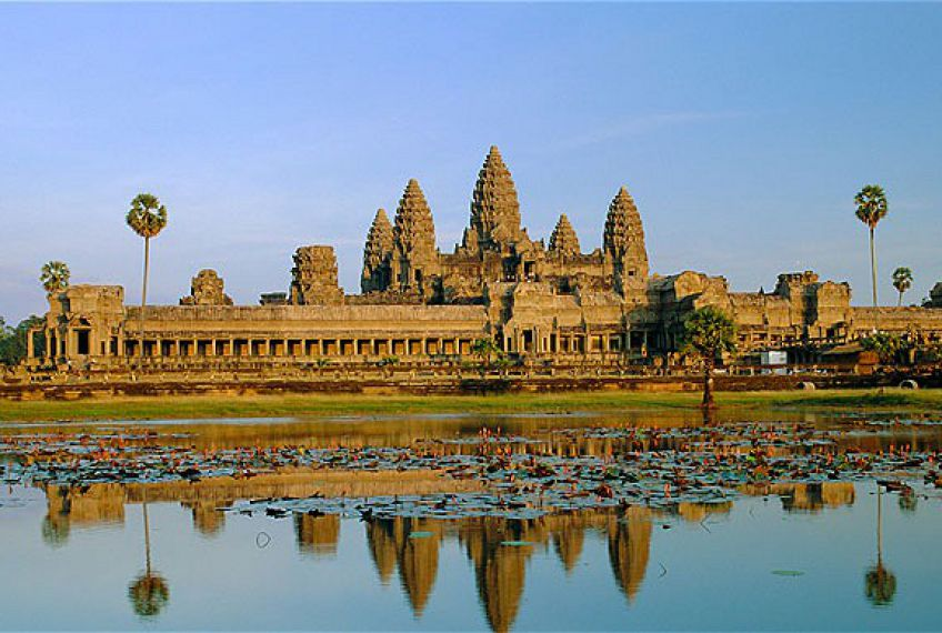 If You Are Going on an Asian Tour, Don't Miss Angkor Wat