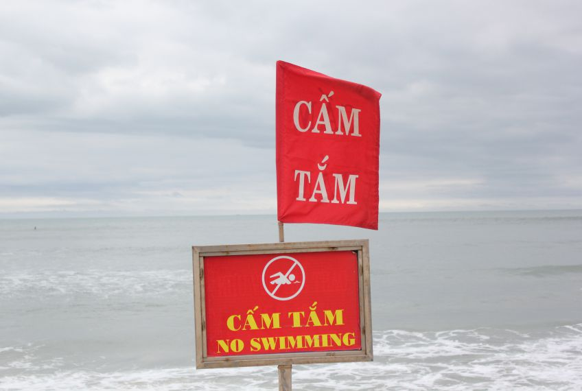 Swim Safety in Vietnam