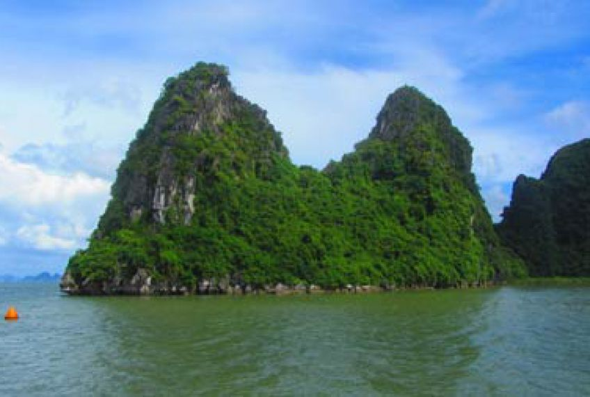 The Beauty of Ha Long Bay